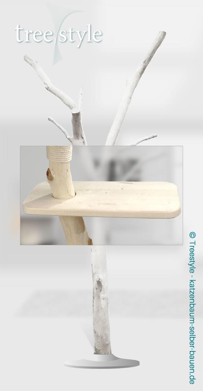 zubeh r lb2 liegebrett 2 katzenbaum selber bauen treestyle. Black Bedroom Furniture Sets. Home Design Ideas